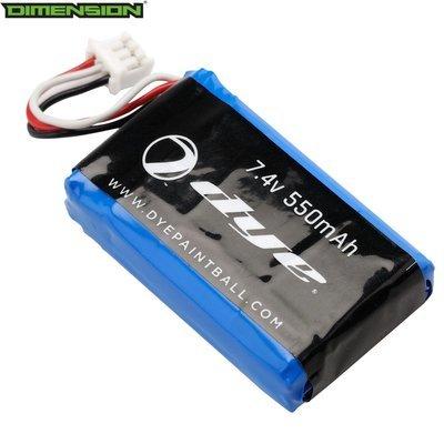Dye M2/M3s/M3+ Li-Ion Battery