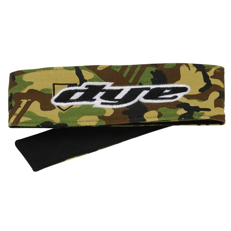 Dye Head Tie - Commando