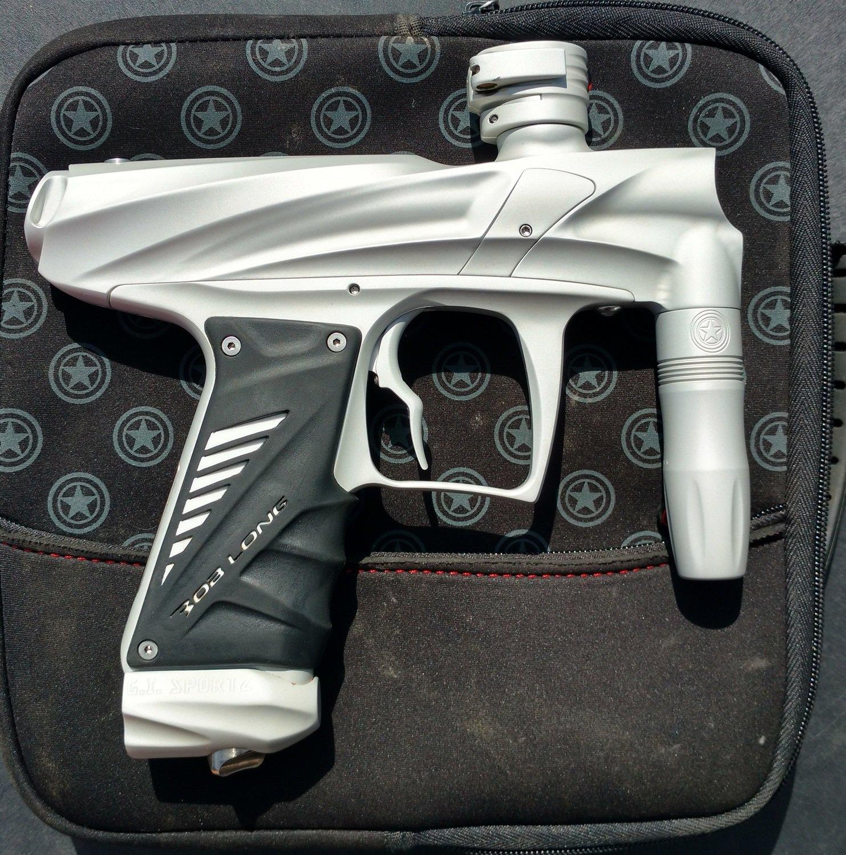 Used GI Sportz Victus Marker - Dust Silver