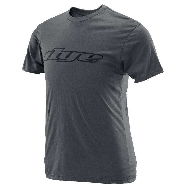 Dye T-Shirt Logo 2.0 - Charcoal - L