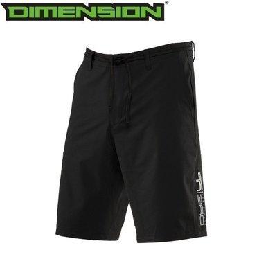 Dye UL Hybrid Shorts - Black - Size 38
