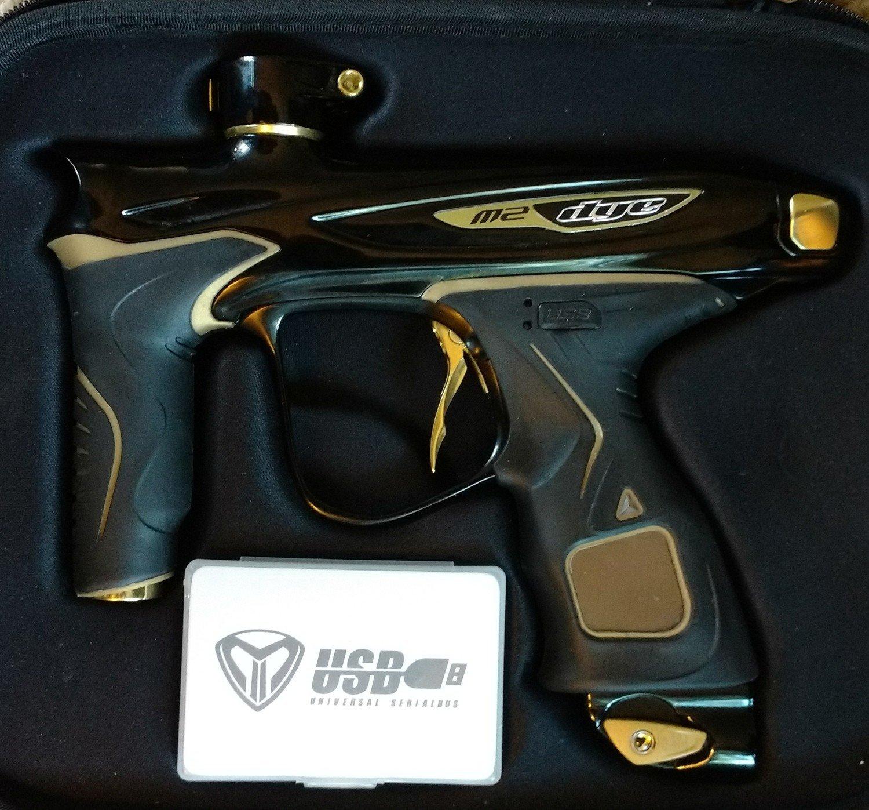 Used Dye M2 Marker - Polish Gold/Black