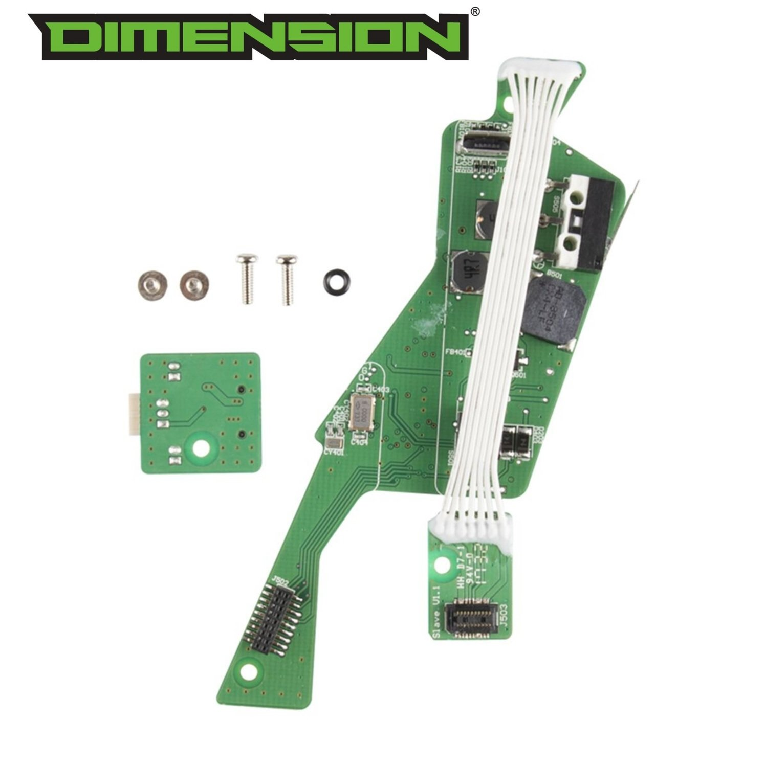 Dye DSR Repair Main Board kit ( Factory Replacement Part )