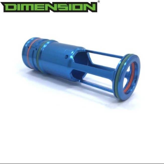 Dye DSR Flex Flow Bolt Can - Paintball