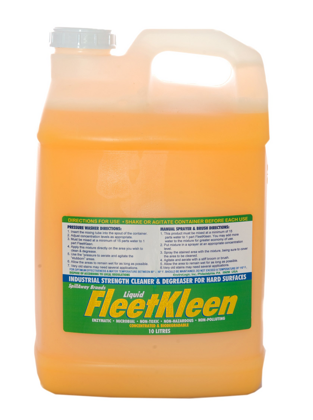 FleetKleen - Bio Cleaner & Degreaser - 5 Gallon