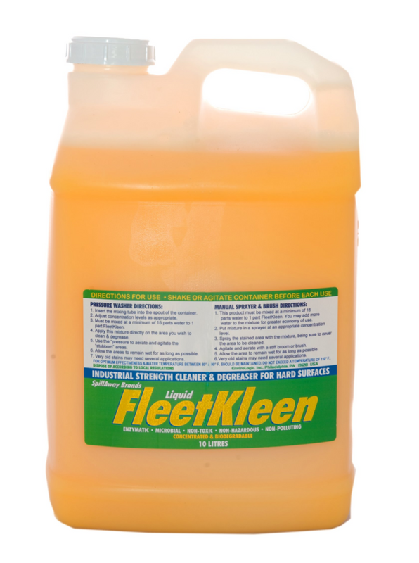 FleetKleen - Bio Cleaner & Degreaser - 5 Gallon
