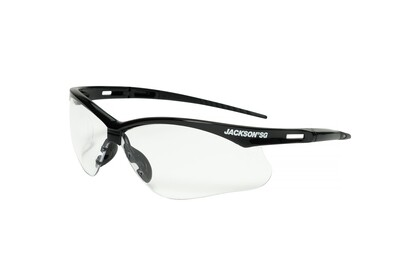 Safety Glasses -Clear - Box of 12