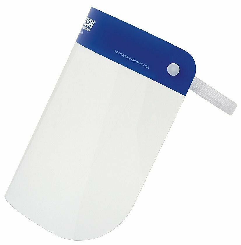 Disposable Splash Face Shield 14360 - QTY-250