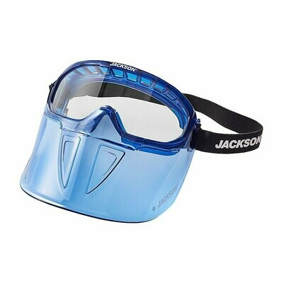 GPL500 Premium Goggle with Detachable Face Shield