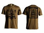"""Emme Ya & Catafalco """"Qliphotic Transmissions"""" t-shirt"""