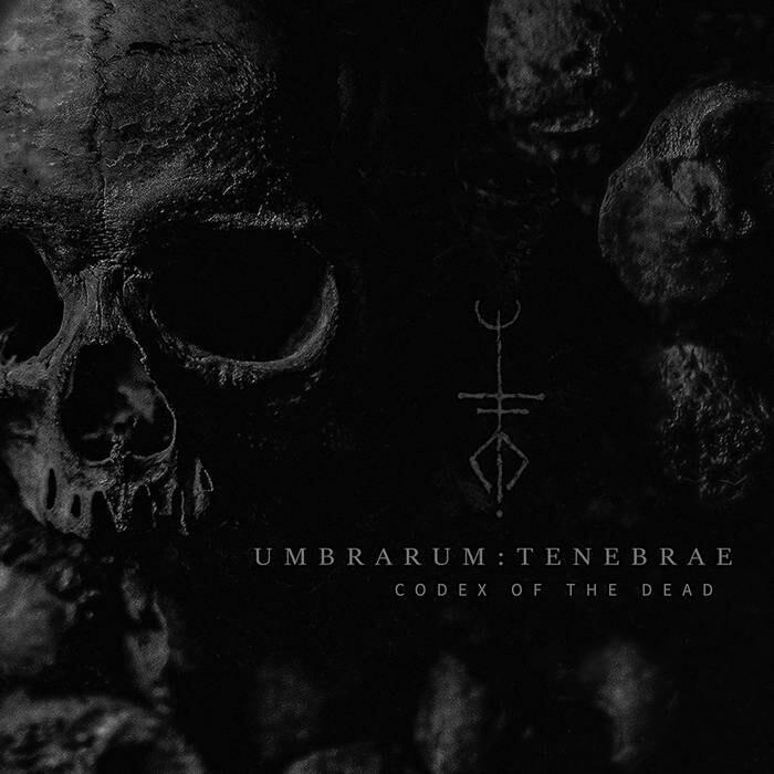 """Umbrarum Tenebrae """"Codex of the Dead"""" Digipack Edition"""