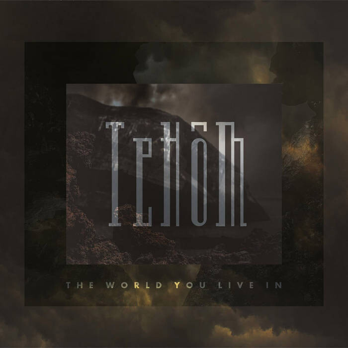 """TeHÔM """"The World you Live In"""" Digipack Edition"""