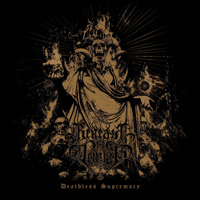 """Beneath the Temple """"Deathless Supremacy""""Digipack Edition"""