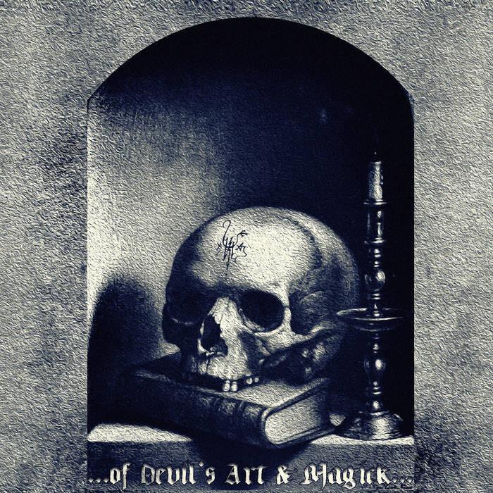 """...Of Devil's Art & Magick..."" 6way Split/Collaboration Digipack Edition"