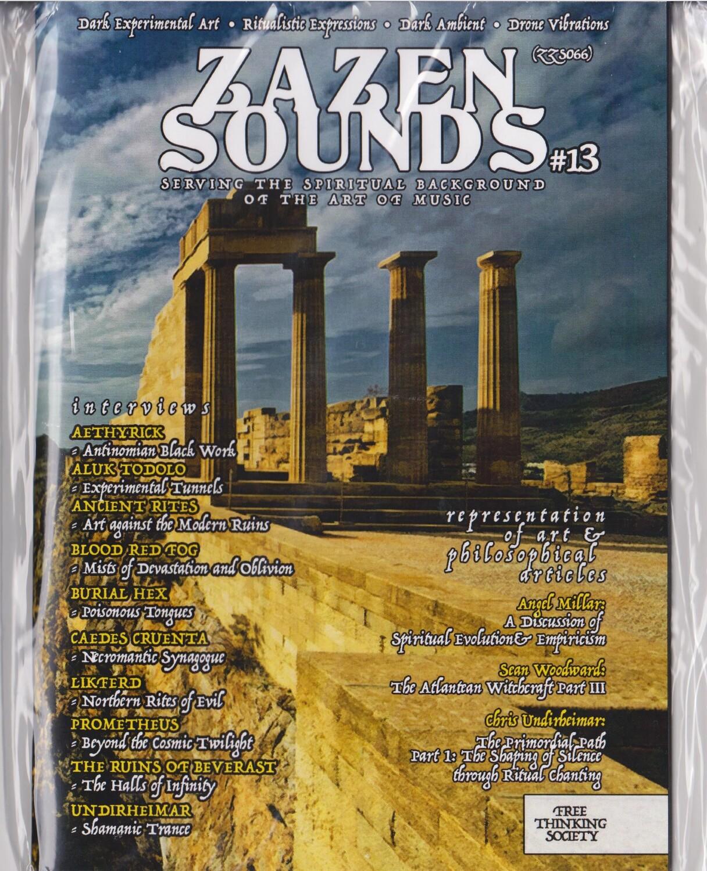 Zazen Sounds Esoteric Publication Issue 13
