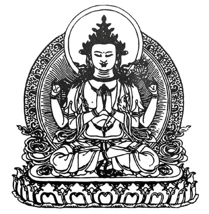 ORD  – Avalokiteśvara