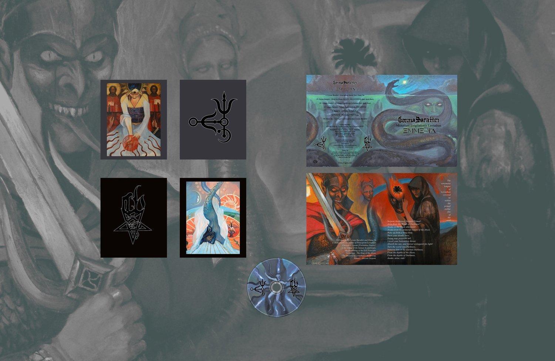 "Corona Barathri / Emme Ya ""Misterium Evigilationis Leviathan"" Edition 3"