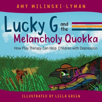 Lucky G and the Melancholy Quokka [HC]