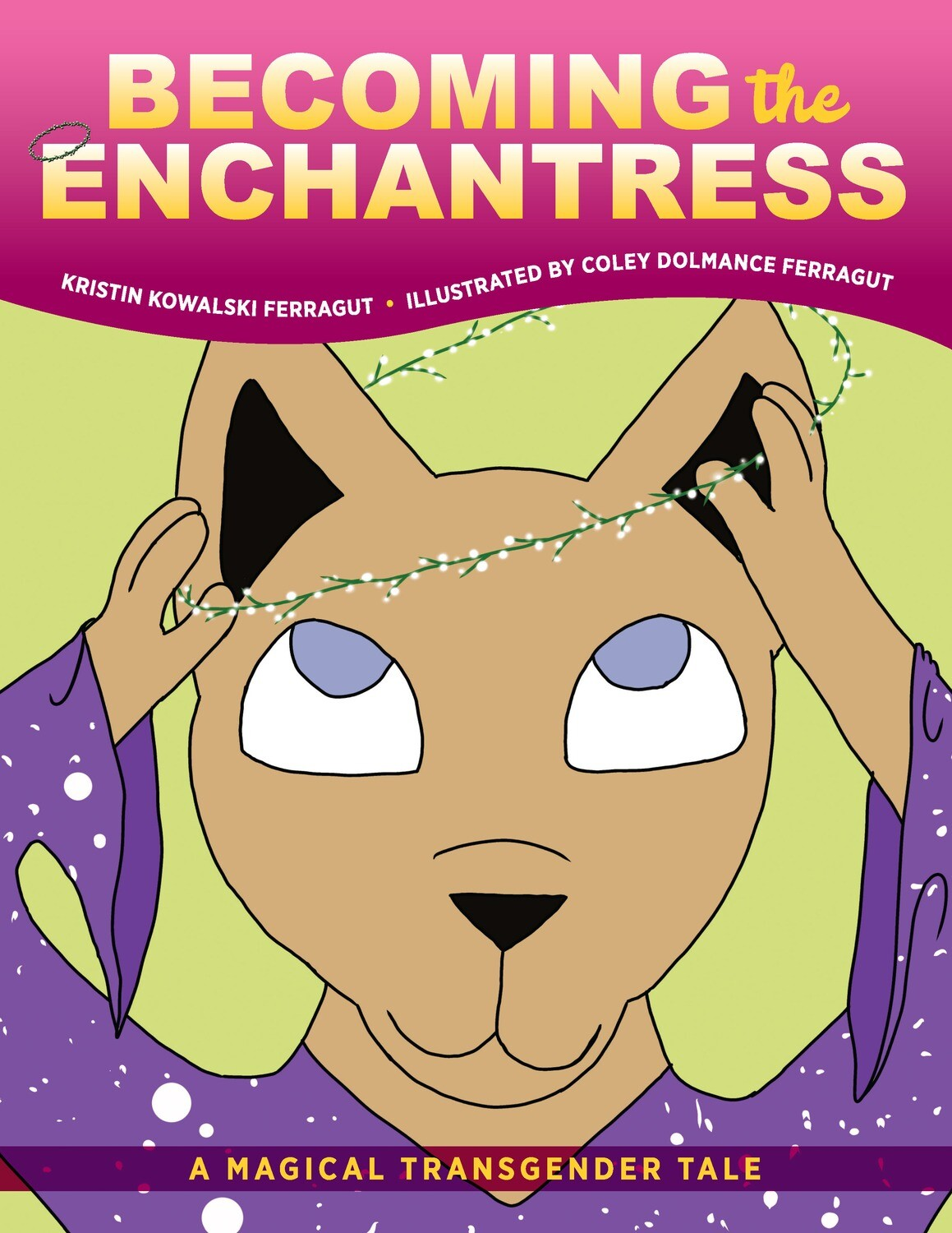 Becoming the Enchantress
