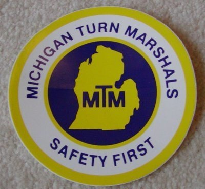 MTM Decal