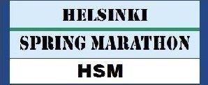 HELSINKI SPRING MARATHON 2017 entry fees in - 31.03.2017