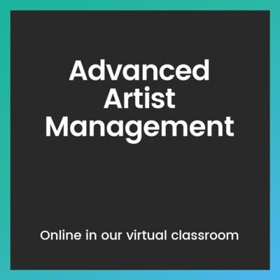 Advanced Artist Management