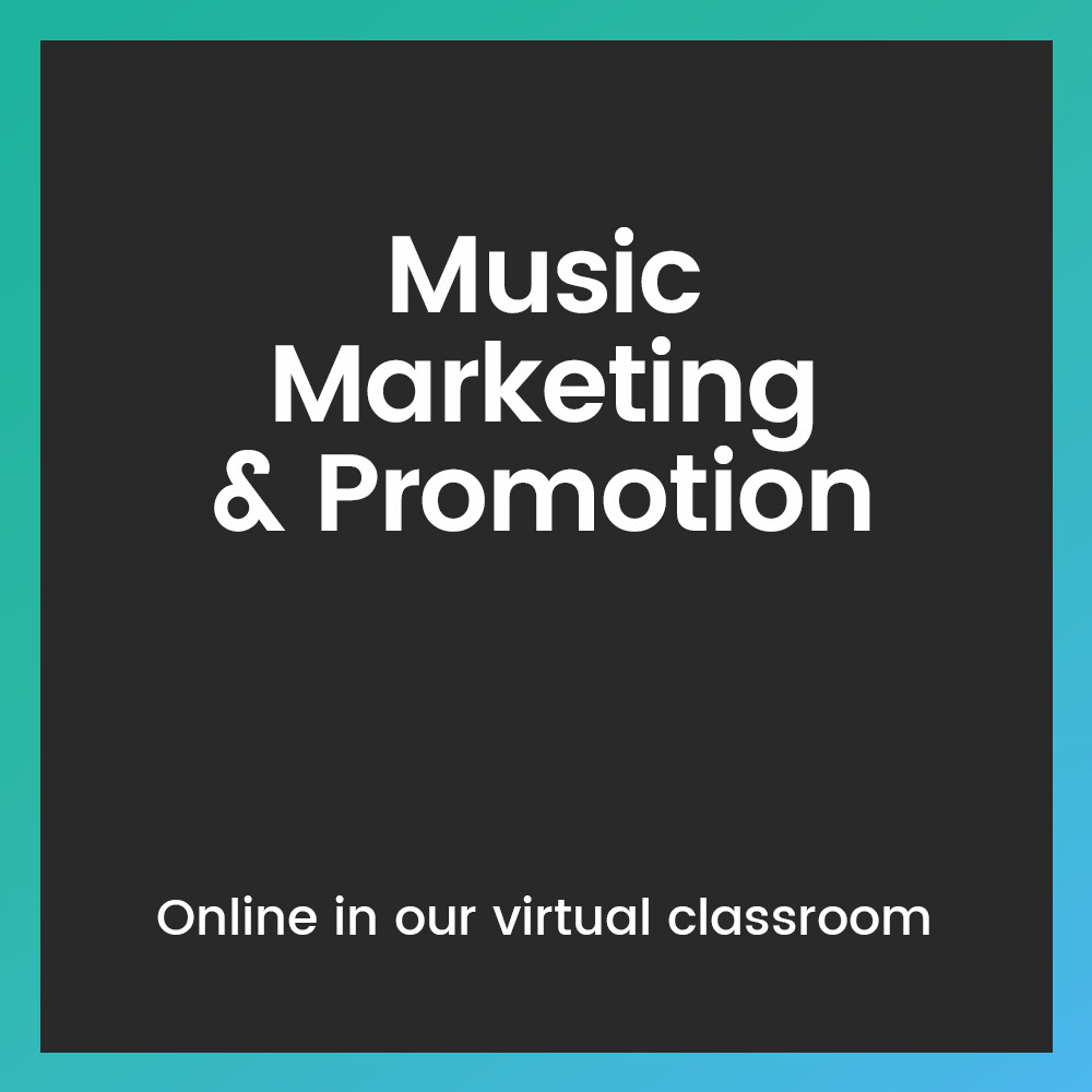 Music Marketing & Promotion