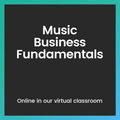 Music Business Fundamentals