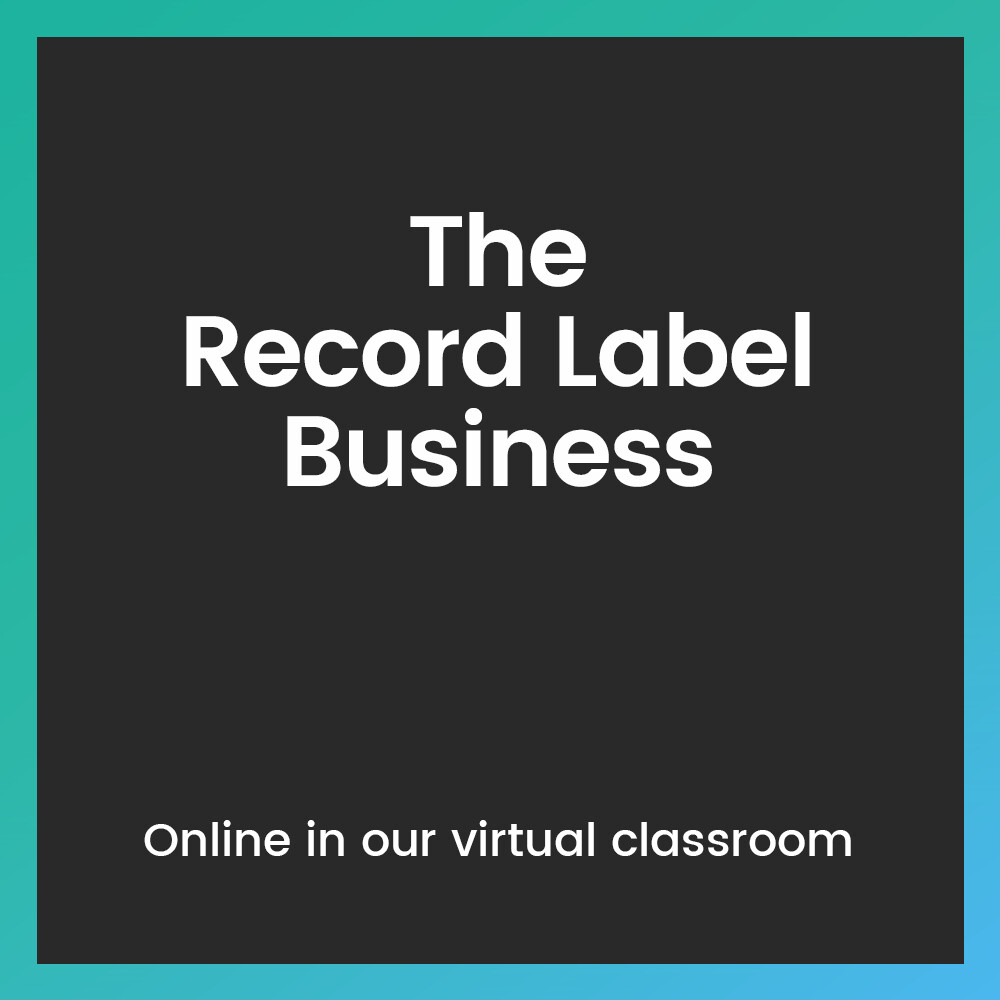 The Record Label Business