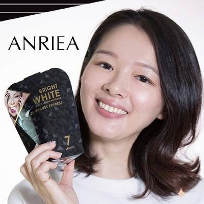 Anriea 3d white teeth Whitestrips Professional effect 1 box 7 Pouches 14 Strips 50% off