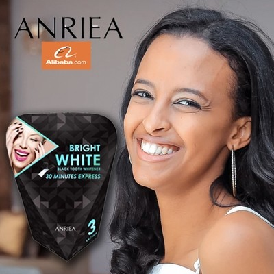 Anriea 3d white teeth Whitestrips Professional effect 1 box 3 Pouches 6 Strips 50% off