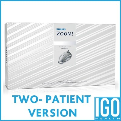 Philips zoom in-office procedure kit ZME2667 without Touch-up