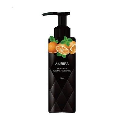 ANRIEA Whitening Toothpaste_Bamboo charcoal (orange)
