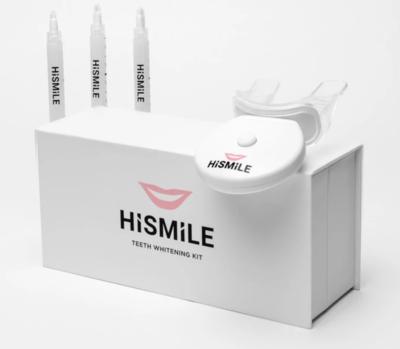 Hismile Teeth Whitening Kit