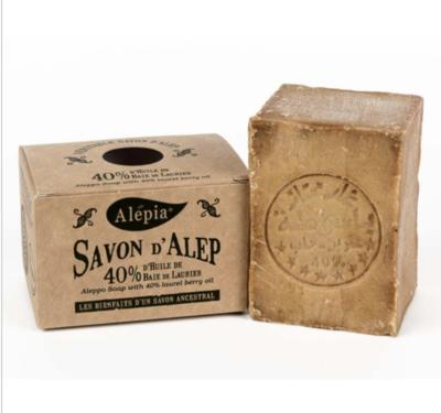 Terre D Ecologis - AUTHENTIC ALEPPO SOAP 40% Laurel - 190G