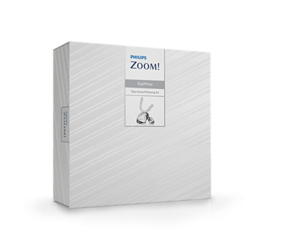 Philips zoom Take Home Whitening DayWhite 9.5% 14% hydrogen peroxide 6 Syringes - 18 applications without Fluoride (Standard Kit)