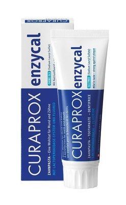 CURAPROX Enzycal toothpaste SLS Free 950ppm Fluoride 75ml