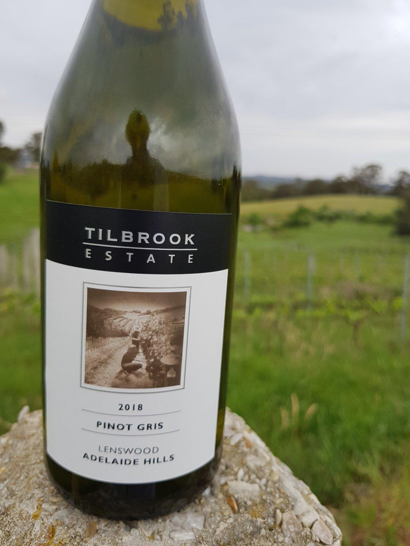 2018 Tilbrook Estate Pinot Gris