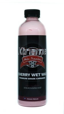 Cherry Wet Wax