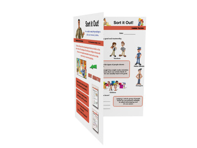 Video Animation, Guide and Worksheets on Police Community Relations for Elementary Grades LAW-UNS-003