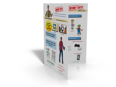 Teaching Internet Safety to Kids for Law-Enforcement Law-PRE001