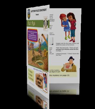 Fool's Peak - Internet Safety Educational Package LAW-OEX04