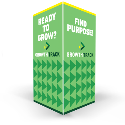 Growth Track Column (4 ft.)