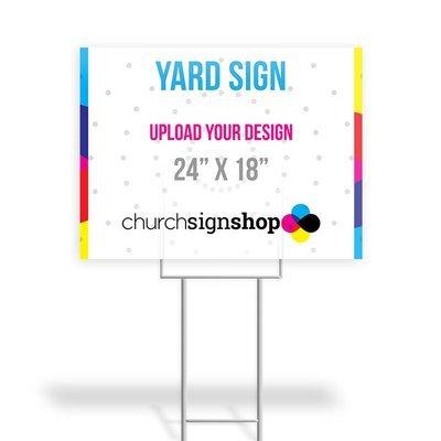 Yard Sign (24