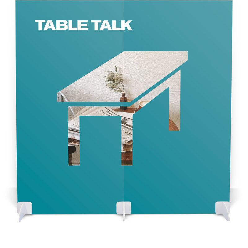 Table Talk Double Panel (Throwback)
