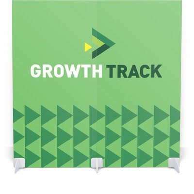 Growth Track Double Panel
