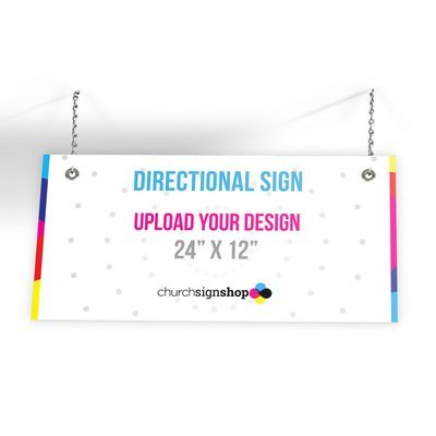 Directional Sign (24