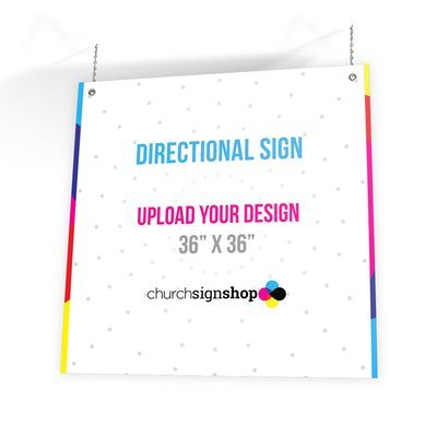 Directional Sign (36