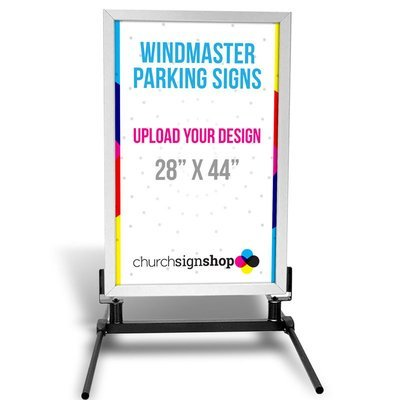 Windmaster Parking Sign Inserts