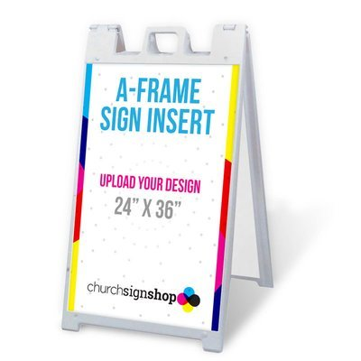 A-Frame Sign Inserts